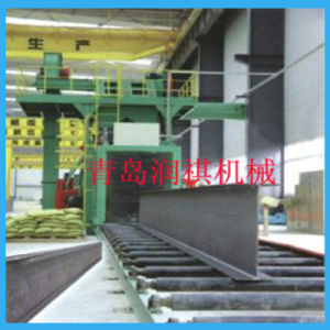 High Cleaning Steel Plate Shot Blaster Shot Blasting Machine pictures & photos