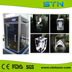 3D Engraved Crystal Craft Machine