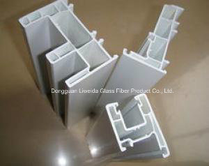 Insect Resistance FRP/GRP Door and Window Pultruded Profile pictures & photos