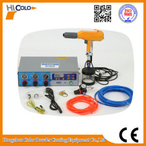 Portable Pulse Function Powder Coating Gun pictures & photos