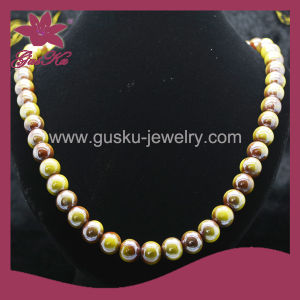 Fashion Tourmaline Bead Necklace Jewelry (2015 Tmn-085) pictures & photos