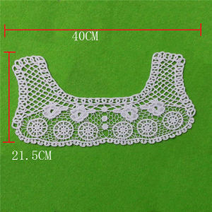 Cotton White Cotton Netting Set Lace Collar (cn80) pictures & photos