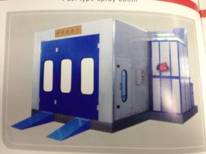 Electrically Heated Spray Booth pictures & photos