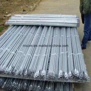 Galvanized Cross Braces for Frame Sacaffoldings pictures & photos