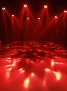 Disco Night Club 18*15W LED Beautiful Beam DJ Disco Lighting pictures & photos