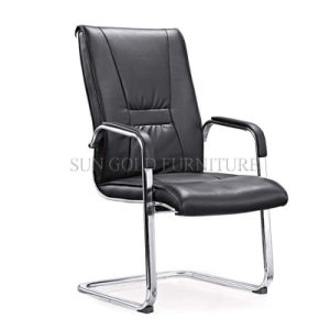 Hot Sale Modern Cheap PU Leather Visitor Meeting Chair (SZ-OC149) pictures & photos