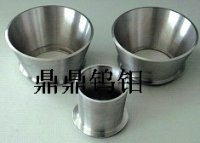 High Purity 99.95% Molybdenum Crucibles for Sapphire Crystal Furnace pictures & photos