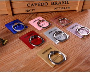 China Ring Metal Handset Lazy Clasp Mobile Phone Ring Stent pictures & photos