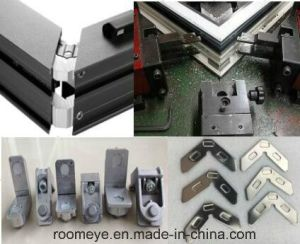 Zhejiang Factory Price Double Glazed Aluminum Casement Doors pictures & photos