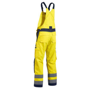 Factory High Quality Reflective Safety Sanitation Traffic Custom Elastic Overalls pictures & photos