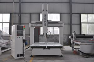 4 Axis CNC Machine 1618 for Wood Working with Ce