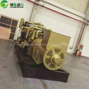Jdec 1000kw 10kv High Quality Durable Diesel Generator pictures & photos