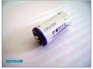 3.0V Cr14335 2/3AA Size Lithium Battery for Lift Boat pictures & photos