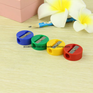 Circular Shape Sharpener for Children pictures & photos