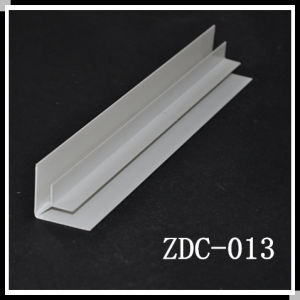 PVC Internal Jointer & PVC Trim & PVC Skirting for Wall Panel (ZDC-013)