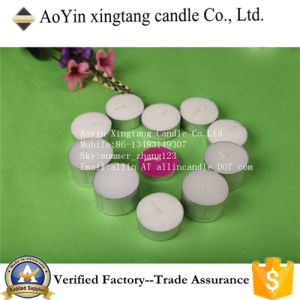 Tealight Candle White Candle with Factory Price pictures & photos
