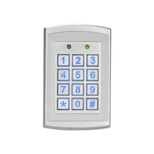 Metal Access Control with LED Backlight Keypad pictures & photos