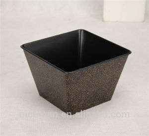 Big Square Candle Tin