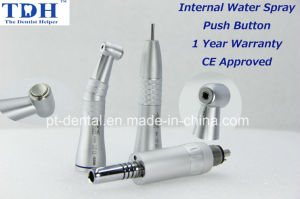Surgical Internal Cooling Low Speed Blue Ring Handpiece (IW-L) pictures & photos