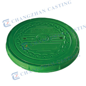 Composite Resin Color Manhole Covers pictures & photos