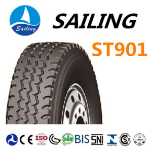 with Gcc DOT ECE All Steel Radial Truck Tire (11r22.5)