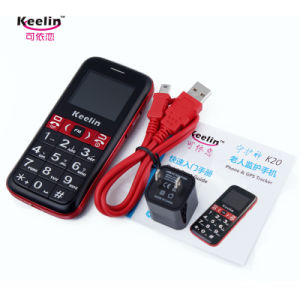 GPS Phone for Elder with Multiple Functions (K20) pictures & photos