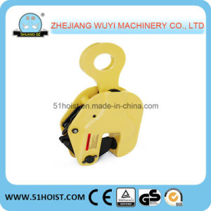 Shuange Cdh Vertical Steel Plate Clamp (0.8T-30T)