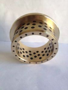 Copper Material Selfoiling Bearings with Self-Lubricity and Bearing Bush pictures & photos
