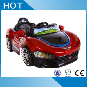 Red-Color Mini Kids Ride on Electric Car with RC Function pictures & photos