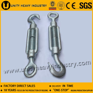High Quality DIN 1480 Turnbuckle pictures & photos