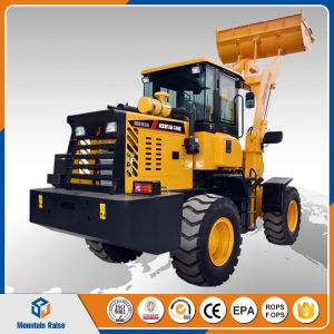 Chinese Hot Selling 2ton Front End Mini Wheel Loader with 5 Years Spare Parts pictures & photos