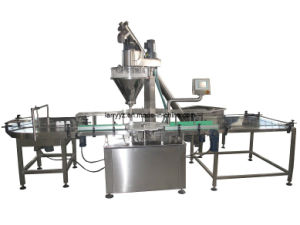 Powder Filling Line & Auger Filling Line & Auger Filling Machine & Powder Filling Machine pictures & photos