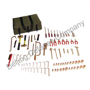 Non-Magnetic Tool Kit (85PCS) pictures & photos