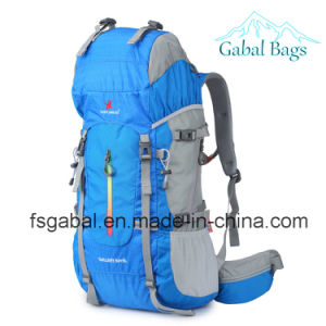 Waterproof Outdoor Nylon Bag Backpack for Hiking Travel Sports Climbing pictures & photos
