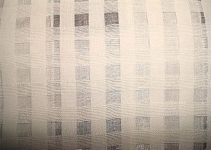 Double Thread Check Fabric pictures & photos