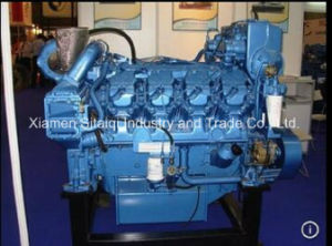 Baudouin 8m26 Marine Diesel Engine for Ship /Vessel (650HP~750HP) pictures & photos