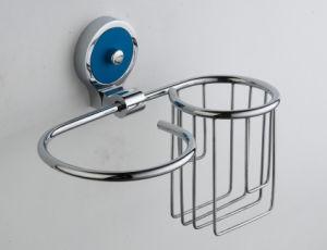 Zinc Bathroom Accessories Competitive Toilet Brush& Holder (JN10250B)
