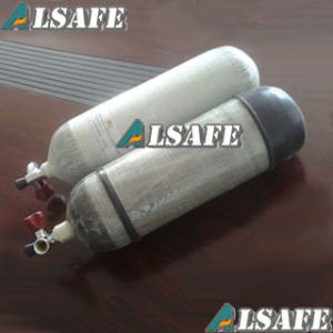 4500psi, 9L Carbon Wrapped Air Cylinders Refill pictures & photos
