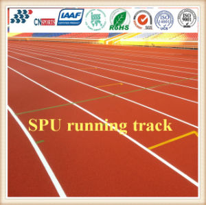 Top Quality All Weather Resistance Spu Running Track with Best Price pictures & photos
