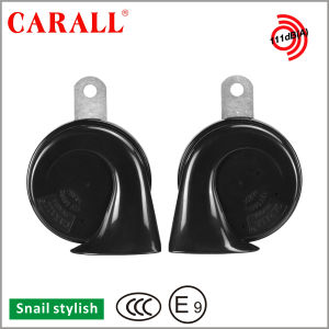 Fk-K80A Alarm Brand New Twin Pack Powerful Magic Voice waterproof DC 12V Car Speaker Auto Parts Shell Horns pictures & photos