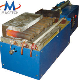 Steel Forging Induction Heating Machine(70&90&110KW) pictures & photos
