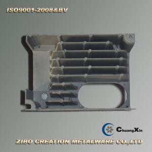 Aluminum Die Casting Heat Radiator for Japan Servo Motor pictures & photos