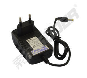 12V 2A Double Plug Power Adapter (SP-1202) pictures & photos