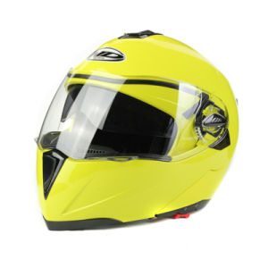 New Style Double Visor Full Face Helmet for Motocross (AH007) pictures & photos