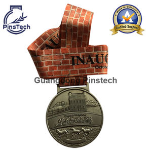 3D Relief Medal for Promotional Use, No Minimum Order Quantity pictures & photos