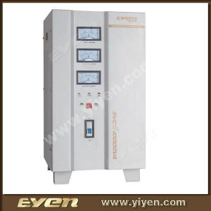 SVC Single Phase Automatic Voltage Regulator 10kVA pictures & photos