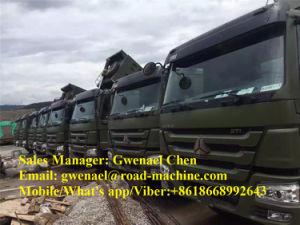 Sinotruk HOWO 10 Wheels Dump Truck for Mongolia Market pictures & photos