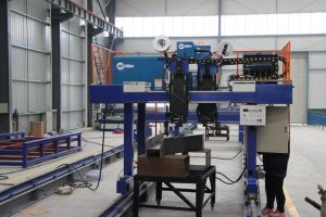H Beam Welding Equipment pictures & photos