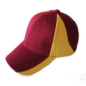 Promotional Customized Logo Design Cotton Twill Sports Cap (GKA01-D00090) pictures & photos