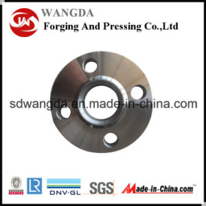 JIS Carbon Steel 40k Slip-on Welding Steel Pipe Flanges pictures & photos
